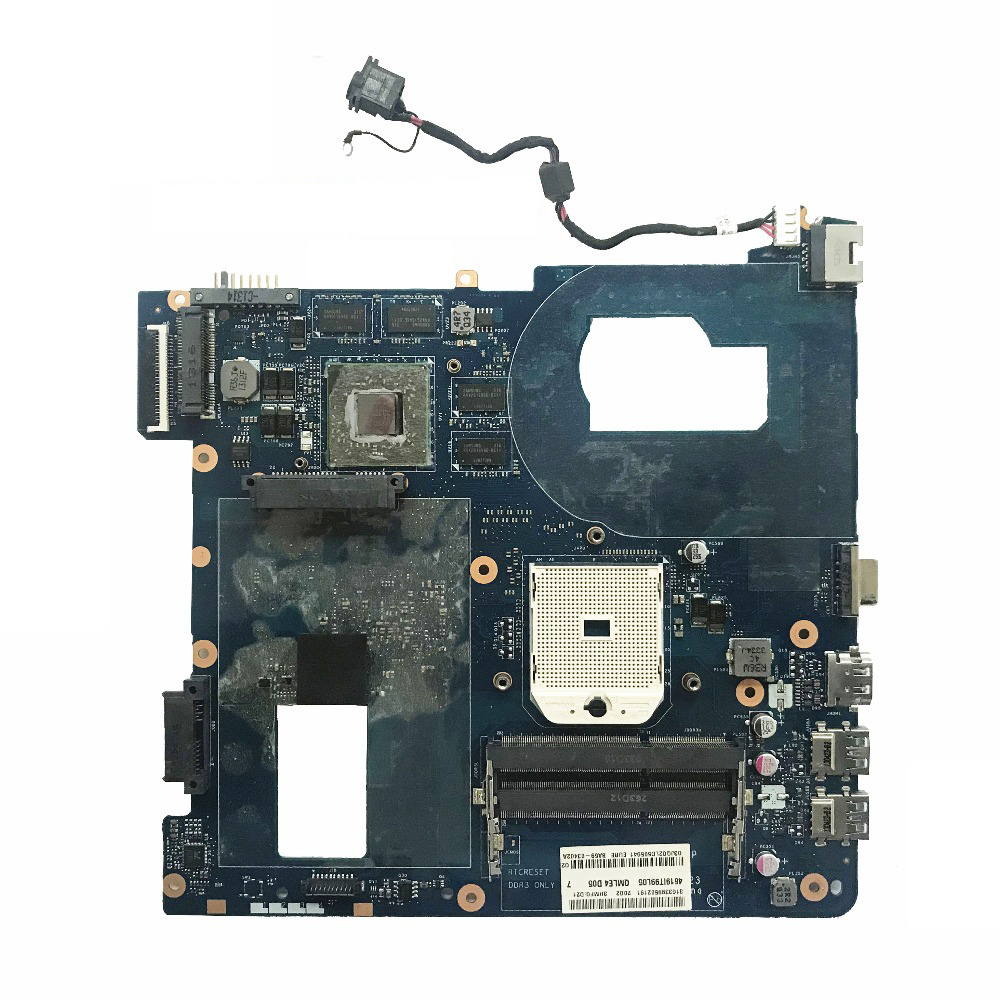 Excellent For Samsung NP355C4C NP355V5C Laptop Motherboard HD7670 2GB BA59-03568A BA59-03402A LA-8863P 100% Working