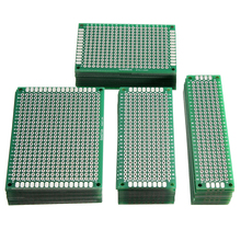 40pcs Universal PCB Board Double Sided Prototype Circuit Tinned Breadboard PCB Board Set