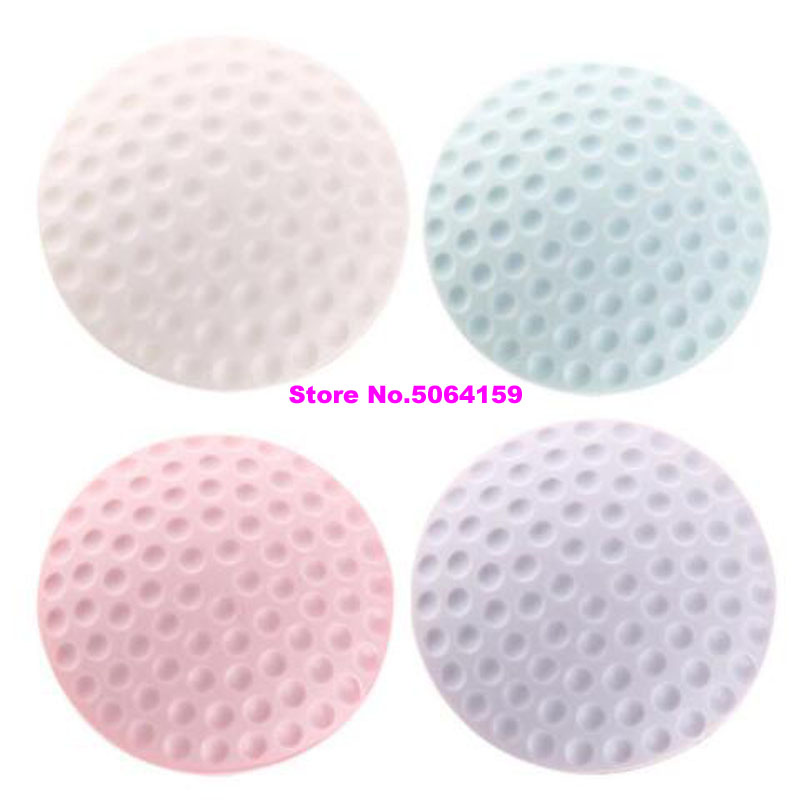 5PCs Protective Mat Door Anti Collision Handle Pad Wall Sound Insulation Mat Bedside Cabinet Door Protection Cover Self-Adhesive
