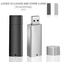 Mini USB Flash Drive U Disk Locator WiFi Smart Voice Recording GPS Positioning Device Key Chain Tool Multifunctional pendrive