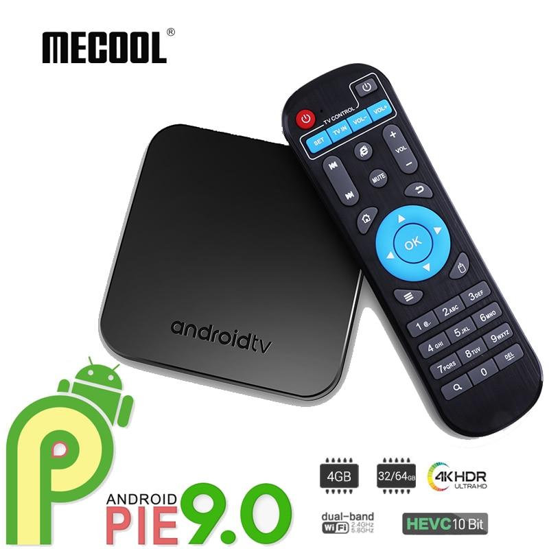 2019 A5X Quad Core 2GB+16GB Android 9 0 Pie TV Box HDMI Media Player