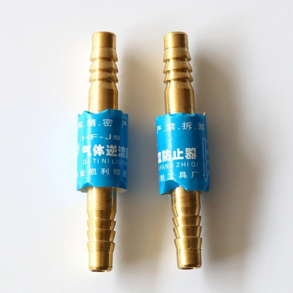 Hardware 80mm Hf-j Flashback-ableiter Überprüfen Ventil Sicherheit Ventil Temper Preventer Professionelle Schutz Ventil Für Gas