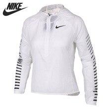 Оригинальное новое поступление, женская спортивная куртка с капюшоном, GX, NIKE IMP LT JKT HD