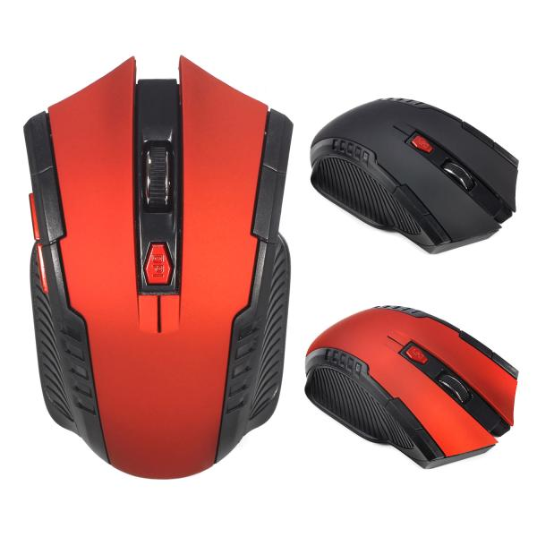 2.4Ghz Mini Portable Wireless Optical Gaming Mouse For PC Laptop