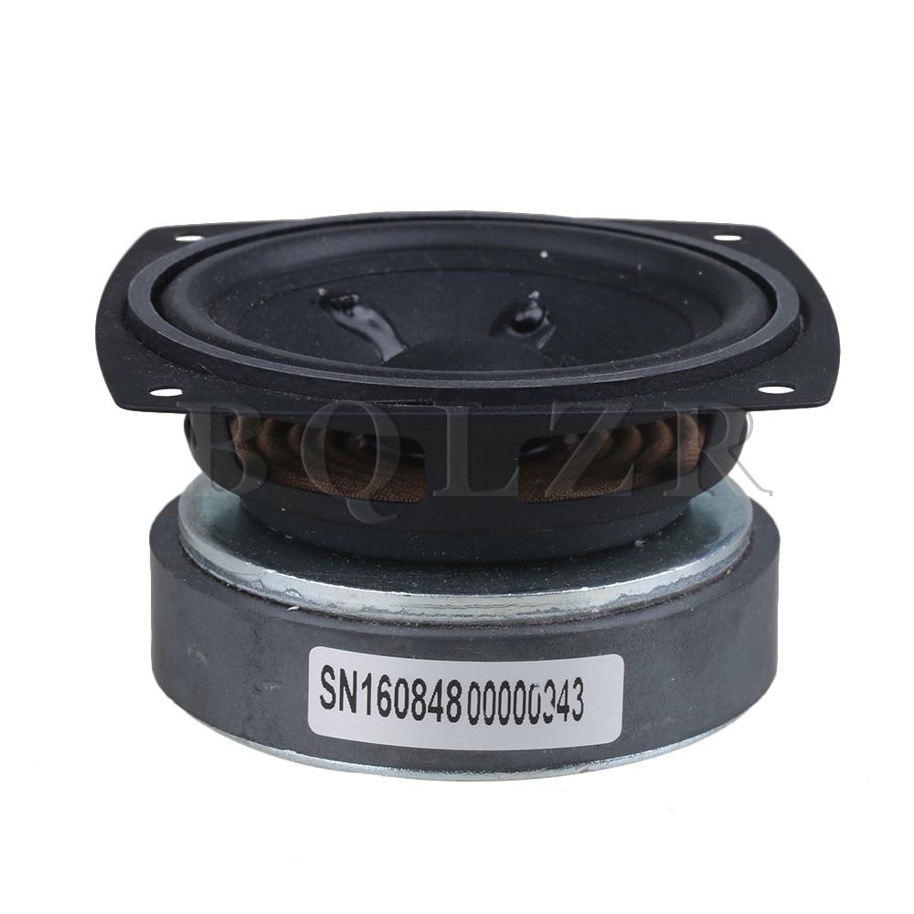 BQLZR 3 Inch Subwoofer Full-Range Speaker P3-19ALW16 Audio Loudspeaker 16 Ohm wireless bluetooth speaker led audio portable mini subwoofer