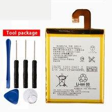 Original High Capacity Phone Battery For Sony Xperia M4 Aqua E2333 E2353 E2303 LIS1558ERPC 2400mAh цена