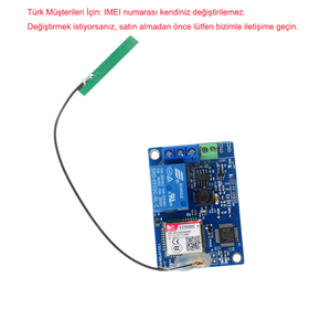 Image 3 - 1 채널/2 채널 릴레이 모듈 SMS GSM 원격 제어 스위치 SIM800C STM32F103CBT6 온실 산소 펌프 FZ3024/FZ3064