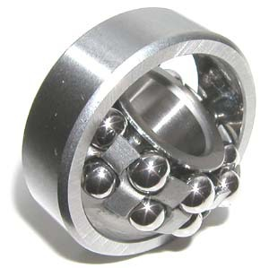 Aligning ball bearings 1308 40x90x23 High quality self-aligning ball bearings 1308 Self Aligning Bearing 40x90x23 Ball Bearings mochu 23134 23134ca 23134ca w33 170x280x88 3003734 3053734hk spherical roller bearings self aligning cylindrical bore