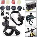 Ion Air Pro 2/3 Bike Handlebar/Helmet Mount Kit for Sony Action Cam HDR AS15 AS20 AS200V AS30V AS100V AZ1 mini FDR-X1000V/W 4 k