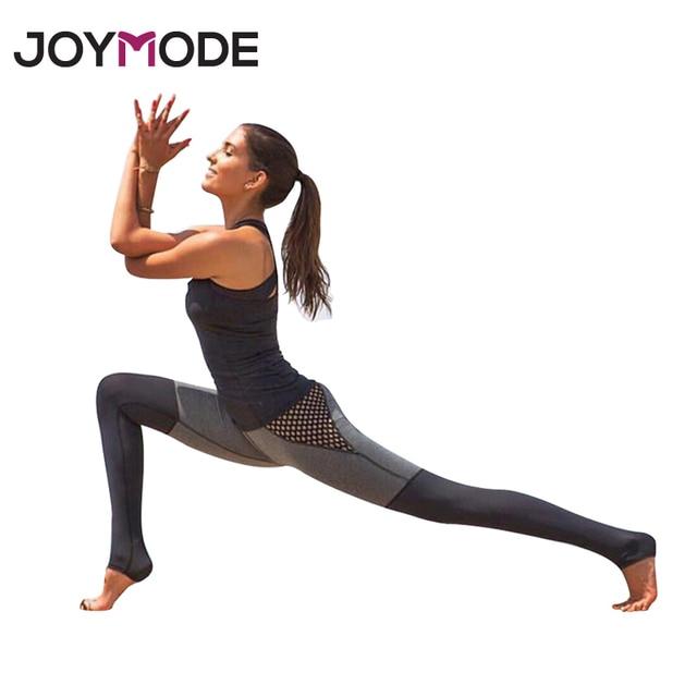 8c41305ed0 JOYMODE Women Sports Leggings Fitness Sports Woman Gym Clothes Women Yoga  Sport Pants Tights Sexy Running Tights Gym Leggings-D