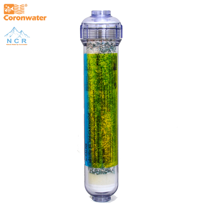 Natural Mineral Alkaline Water Filter Cartridge NCR103 Alkaline Filters