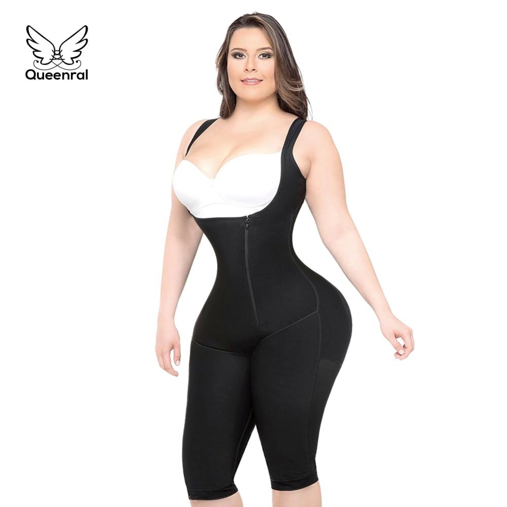 Image 3 - Corrective Slimming Underwear Shapewear Body Women waist trainer corset Lingerie Butt Lifter Lift Buttocks Pull Underwear Belt-in Bodysuits from Underwear & Sleepwears