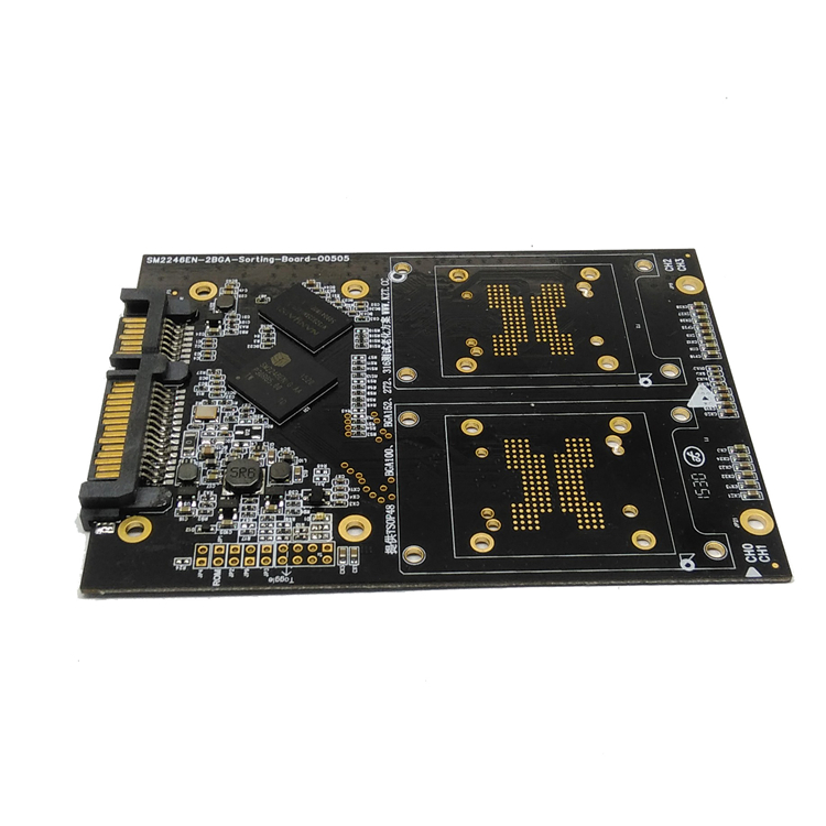 New Arrival SM2246EN test board SSD Interface Socket Fixture for BGA132/152 Excellent Quality bga272 test fixture ssd flash test solution sm2246en two in one test board for smart phone date recovery