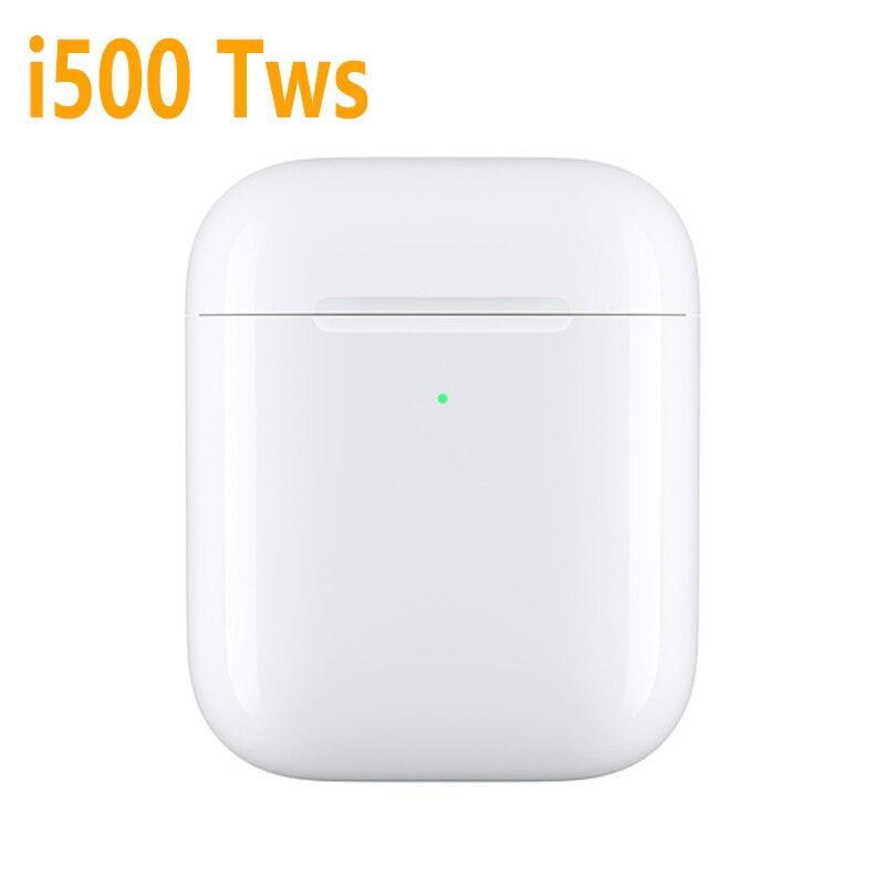I500 TWS Arie2 Réplique 1:1 Sans Fil Bluetooth Écouteur 6D Super Bass Casque pas W1 H1 Puce tpk i60 i80 i100 i800 i1000