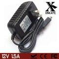 Tablet pc carregador de bateria para acer iconia tab a510 a511 a701 18 W AC Power Adapter Charger 12 V 1.5A mini USB porto livre grátis