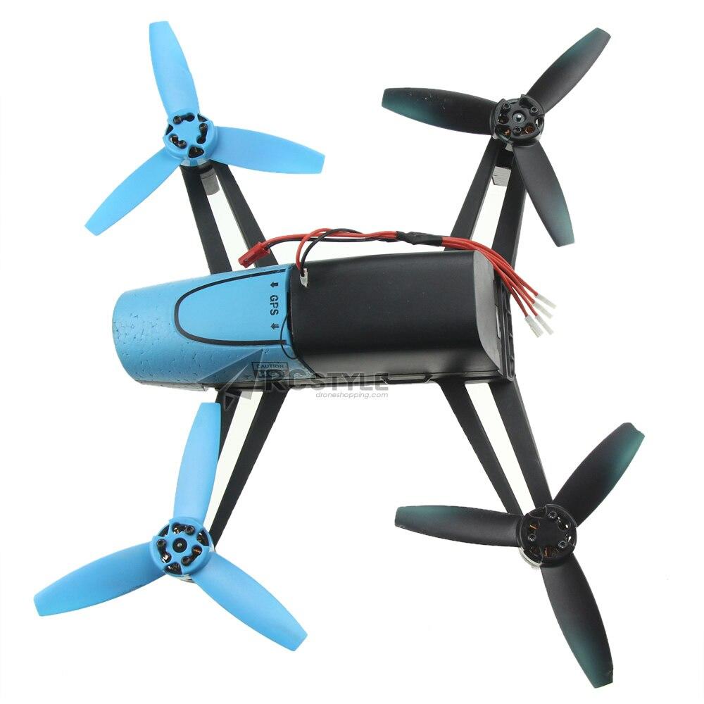 RCstyle Parrot Bebop Drone 3,0 Li-Po Leistungsstarke Ersatz Batterie 1800 mAH