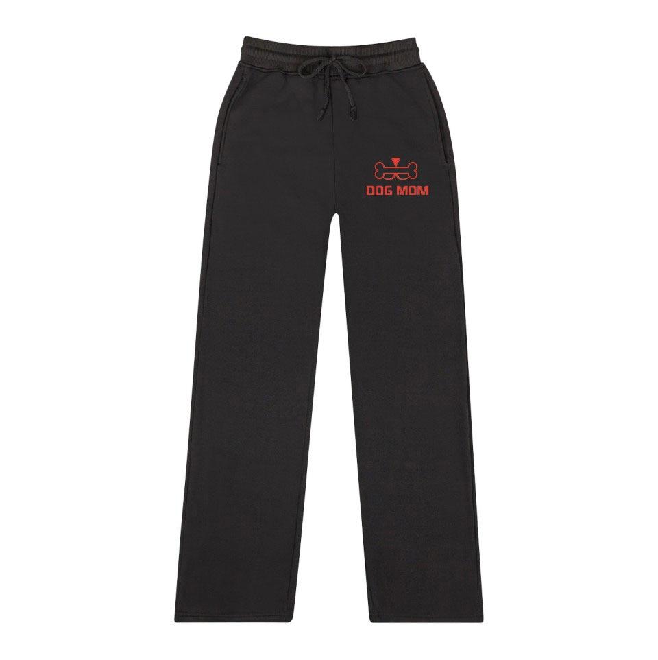 Hund Mom Druck Muster 2d Neue Trend Mode Lässig Frauen/männer Mode Breite Bein Hosen 2019 Hot Casual Fashion Jogginghose Preisnachlass