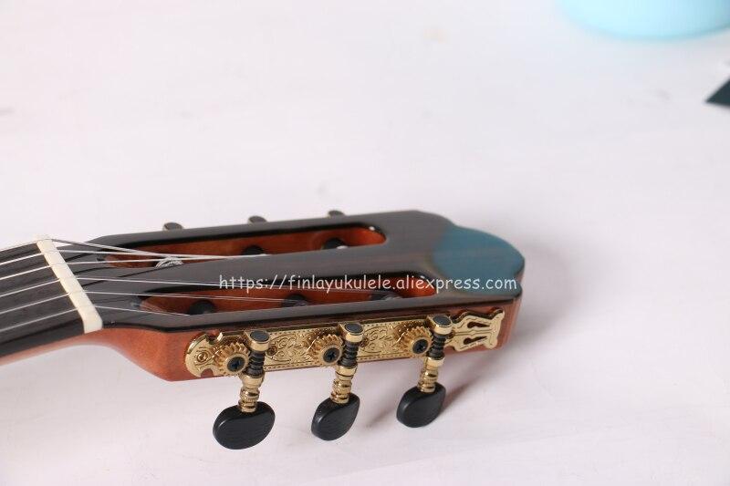 Finlay 39 ιντσών Χειροποίητη ισπανική - Μουσικά όργανα - Φωτογραφία 5