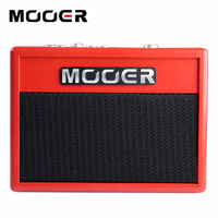 Mooer Super Tiny Twin Muliti Effects Guitar Amplifier Can Be Used As A Stereo Multimedia Amp