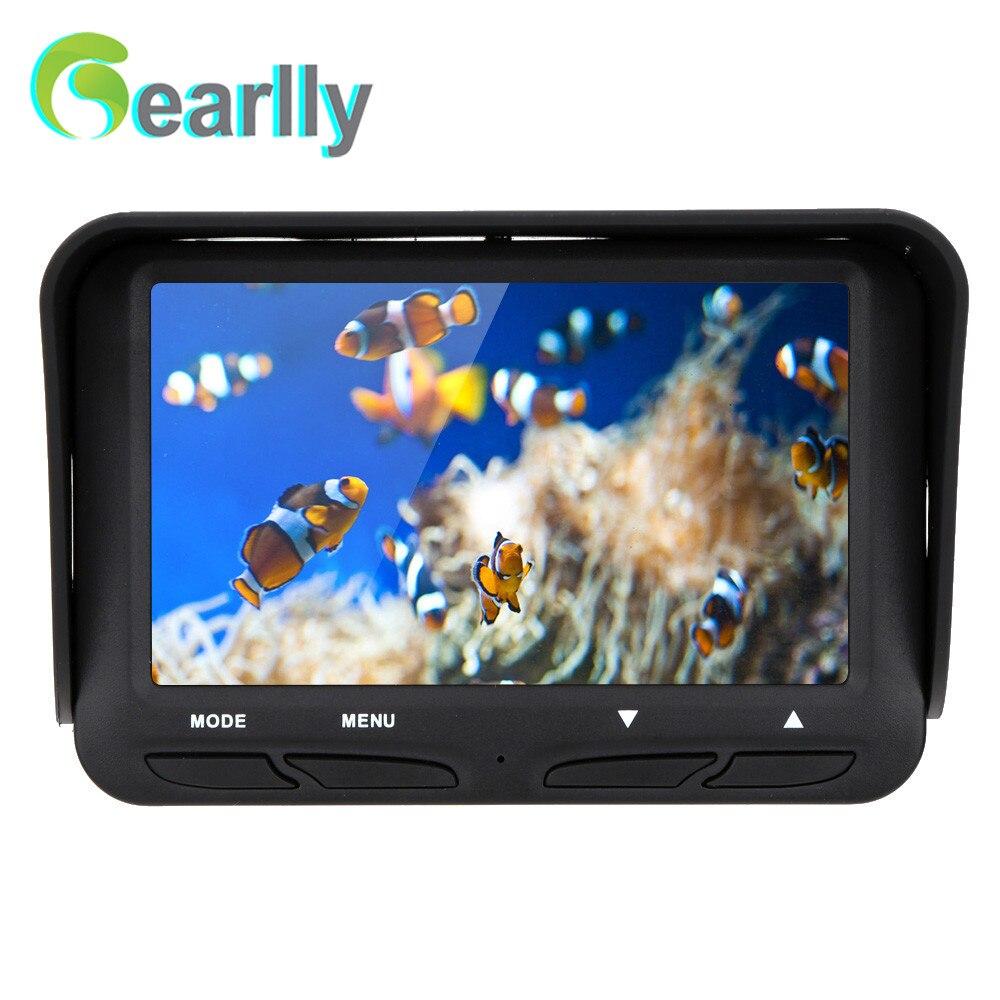 4.3 720 P Couleur LCD Moniteur Poissons Finder Set 140 Degrés Night Vision  Sous-Marine Caméra Vidéo Fish Finder avec 20 kg 30 m Câble a5a9eee0ae1f