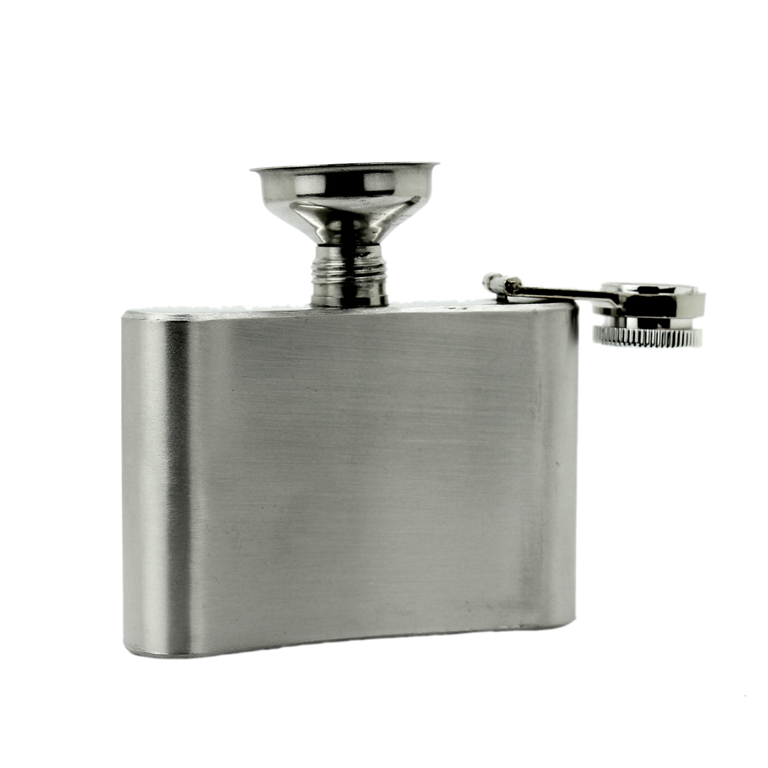 4 18oz Stainless Steel Hip Flask 1Pc Portable Whiskey Bottle Russian Wine Mug With Box Pocket Drinkware Alcohol Bottle in Hip Flasks from Home Garden