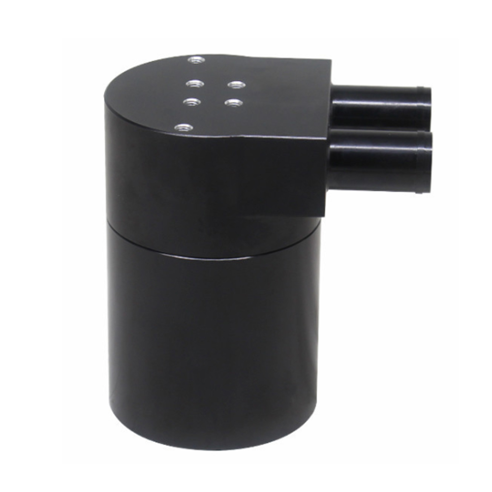 Car Aluminum Alloy Racing Reservior <font><b>Oil</b></font> <font><b>Catch</b></font> <font><b>Can</b></font> Tank For <font><b>BMW</b></font> N54 335 Automobile Accessories image