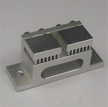 Horizon Elephant All metal y-belthoder Y-axis timing belt tensioner for Reprap Mendel Prusa i3 3d printer Synchronous belt clamp