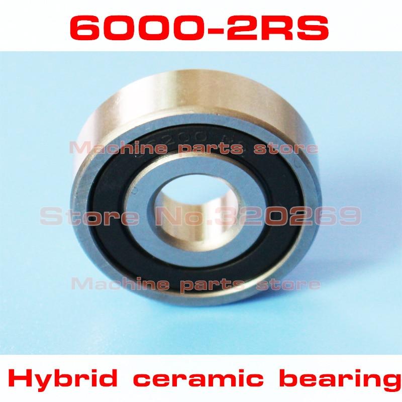 QTY 4 12x28x8 mm CERAMIC 440c S.Steel Ball Bearing 6001RS ABEC-5 S6001-2RS