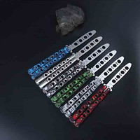 Game Butterfly In Knife Camouflage Colors Game Butterfly Knife Trainer CS GO Training Knife Dull Blade