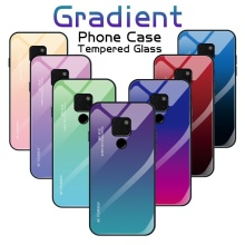 Gradient Tempered Glass Case For Huawei Mate 20 Lite/pro Case Cover Huawei P20 Lite/pro Case Honor 20 Pro P30 Lite Pro oregon 160sxea041 pro lite