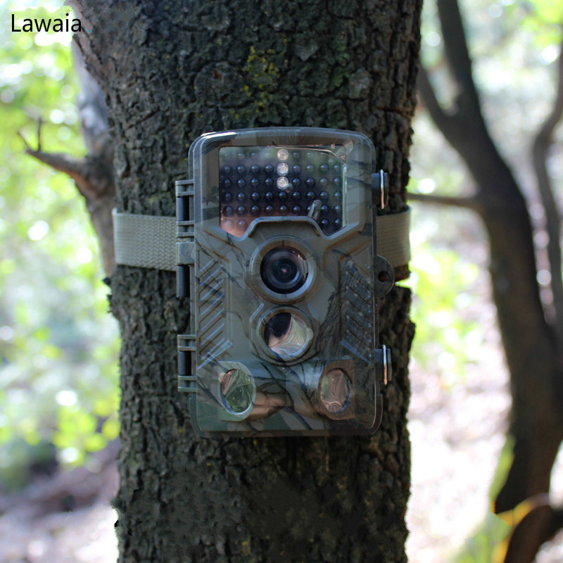 Lawaia H6W HD GSM Hunting Camera Waterproof Hunting Trail Digital Cameras Scouting Infra ...
