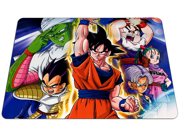 Dragon Ball mouse pad play mats mousepad laptop Dragon Ball Z mouse pad gear notbook computer anime gaming mouse pad gamer