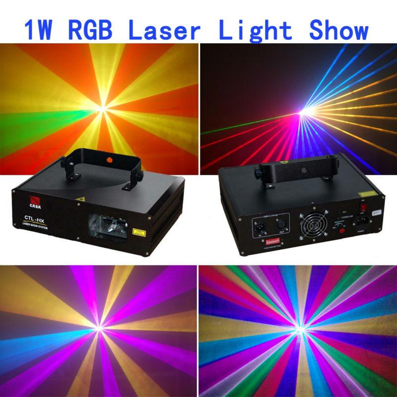 Aliexpress.com : Buy High Power 1000mw RGB Dmx Laser