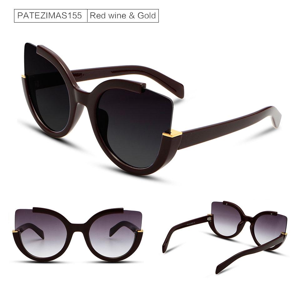 HTB1BlP5PFXXXXbHXpXXq6xXFXXXX - Cat Eye Sunglasses Women 2017 High Quality Brand Designer Vintage Fashion Driving Sun Glasses For Women UV400 lens gafas de sol