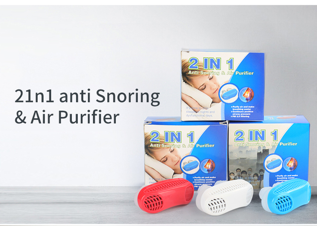 Relieve Snoring Snore Stopping Nose Breathing Apparatus Apnea Guard Sleeping Aid Mini Snoring Device Anti Snore Silicone Newest