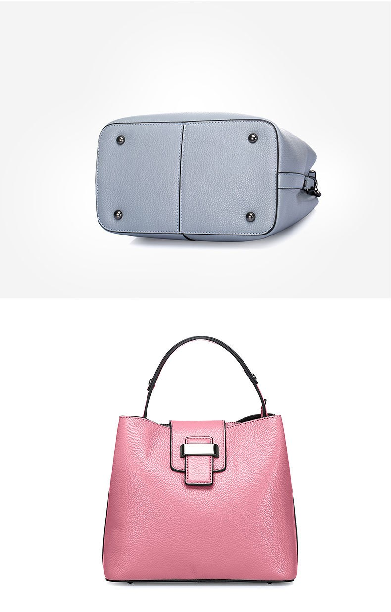 women genuine leather handbag 22