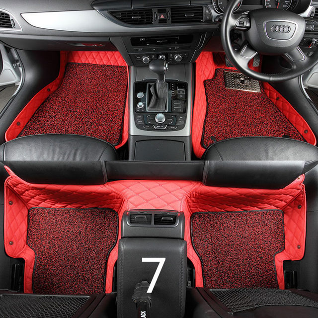 Custom Car Floor Mats For Chevrolet Tahoe 2007 2017 Aveo 2008 Sonic Blazer Malibu Captiva 2010 Right Hand Drive Carpet