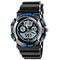 Brand design women watches Quartz watch and digital Double display digital-watch LED digital watch sport outdoor waterproof