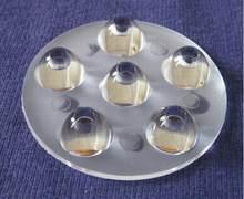 #7030-6 P de Alta qualidade LED Lente Óptica, diâmetro: 69.4mm, materiais de PMMA, grau: 30, superfície limpa