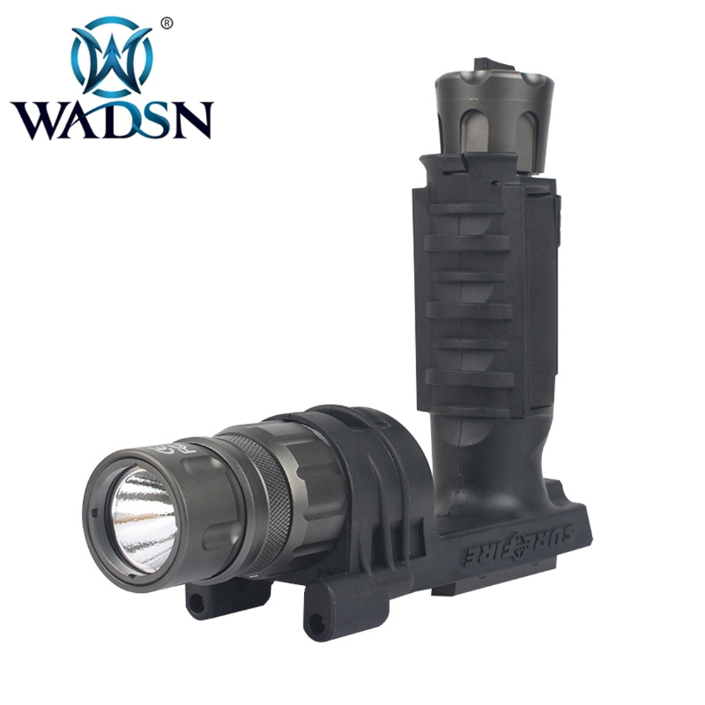 WADSN SF Flashlight M900V Weapon Gun Light White Tactical hunting Flashlight WEX451