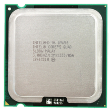 Processeur Intel Core 2 Quad Core Q9650 Socket LGA 775 (3.0 Ghz/12 M/1333 GHz) Socket 775 CPU de bureau