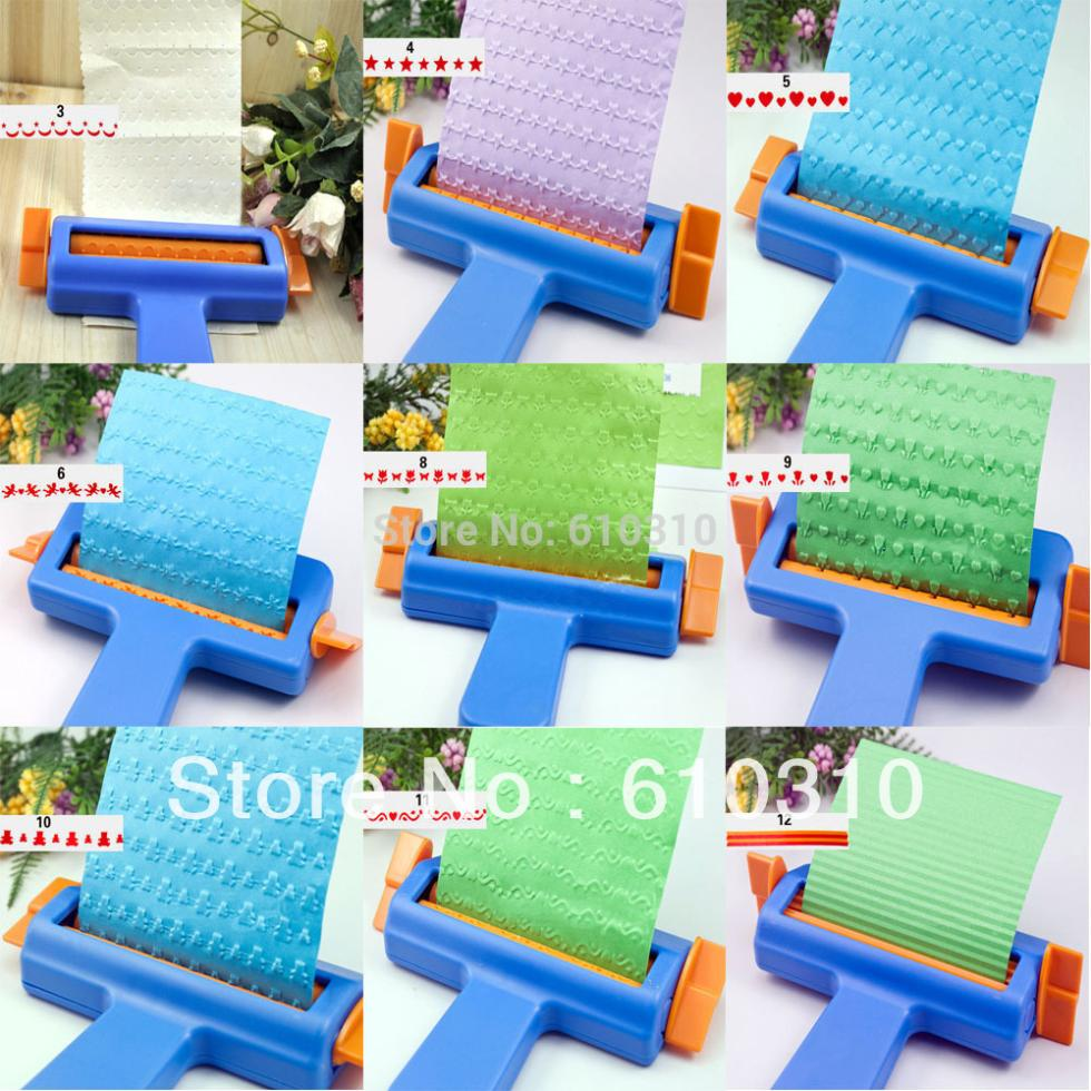 Retail Hand Tool Paper Embossing Machine Craft Embosser For Paper.Scrapbooking School Baby Gift