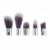 Harry Potter Pinceles de Maquillaje Set de Maquillaje Cepillos Cosméticos Sombra de Ojos En Polvo Fundación Blush Brush Herramientas de Maquillaje
