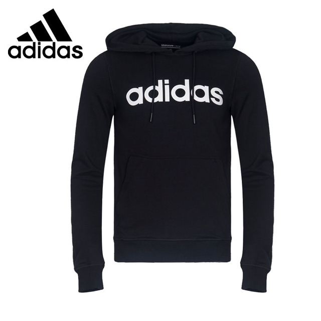 US $76.0  Original New Arrival 2017 Adidas NEO Label M CE A HDY Men's Pullover Hoodies Sportswear in Skateboarding Hoodies from Sports &
