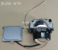 Бесплатная доставка, ЦДХ KOITO R3 BI светодиодный объектив проектора, с отличным LOW ближнего и дальнего света