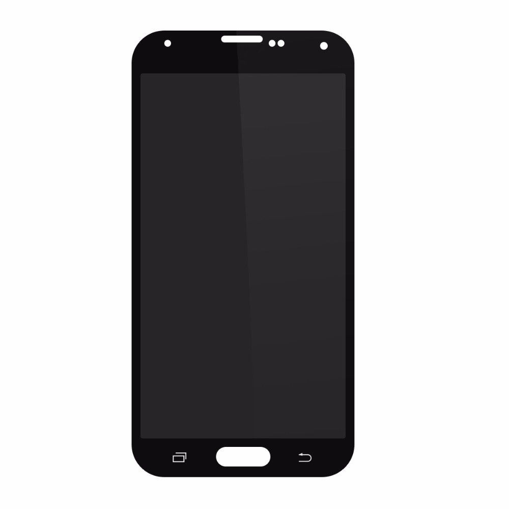 50PCS Lot LCD Touch Screen Digitizer Assembly For font b Samsung b font s5 lcd SM