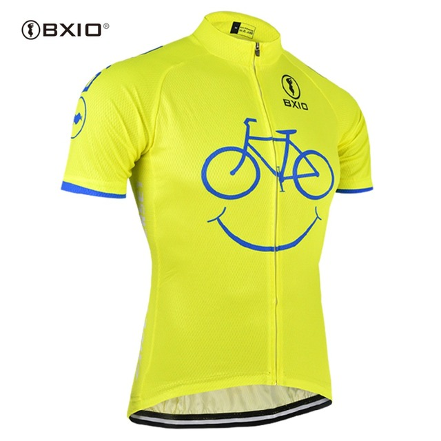BXIO Cycling Jersey Ropa Ciclismo Mujer Mountain Bike Clothing Short Sleeve  Bicycle Clothes 2018 Pro Team Cycle Shirt 085-J ab235e0d3