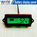 Free shipping  7 series lithium battery 25.9V 29.4V Series capacity tester lithium battery display
