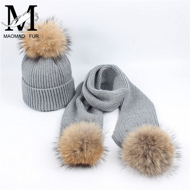 Donne Sciarpa E Cappello Set Inverno Modo Caldo Di Lana Lavorato A Maglia  Sciarpa e Cap 7b2adc8bdc50
