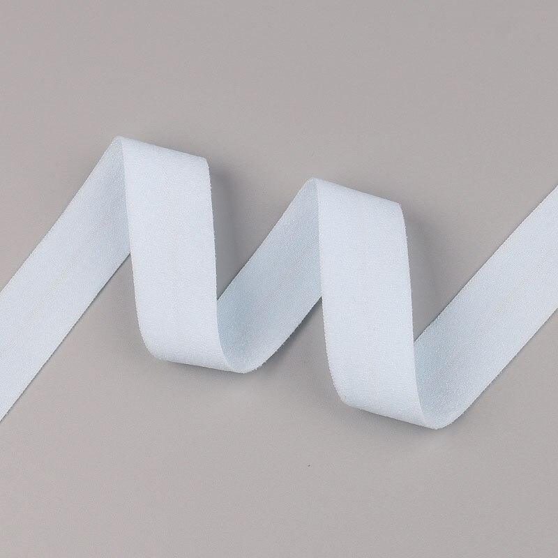 5 ярдов/Лот 20 мм ширина 34 цвета эластичная лента использование для diy аксессуары и одежда галстук лента для волос - Цвет: 14